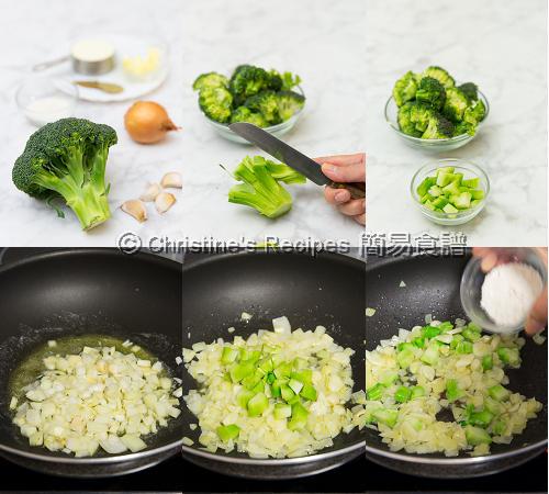 Creamy Broccoli Casserole Procedures01