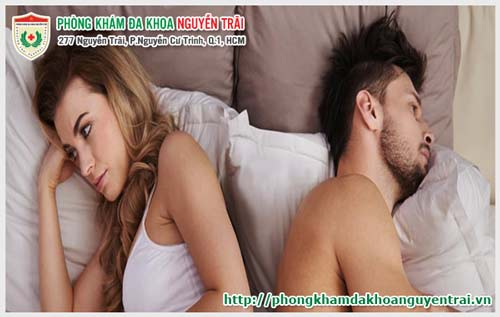 Cẩn trọng nguy hiểm khi ra máu sau khi quan hệ-songvuikhoemoingay24h