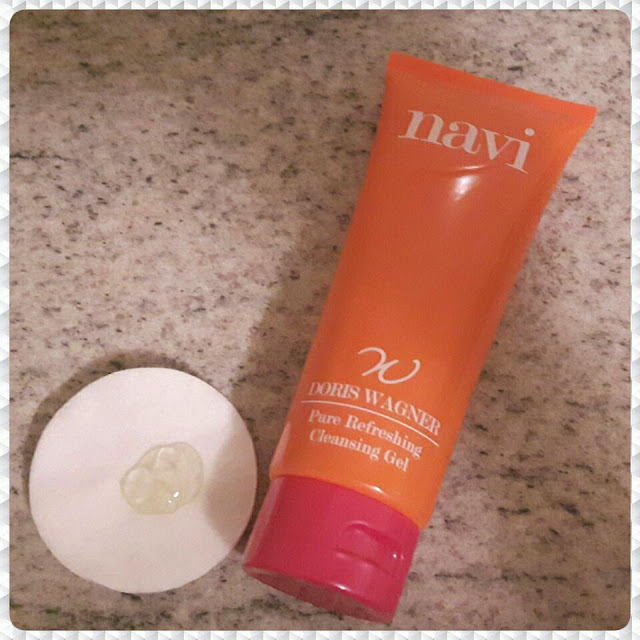 NAVI Navi Pure Refreshing Cleansing Gel