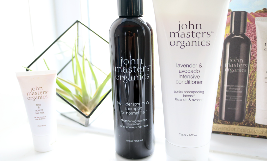 John Masters Organics Lavender Holiday Collection review