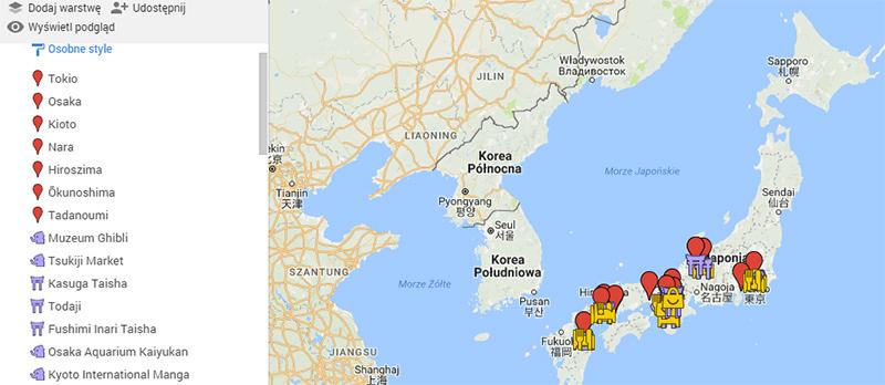 Jak zorganizować wycieczkę do Japonii?