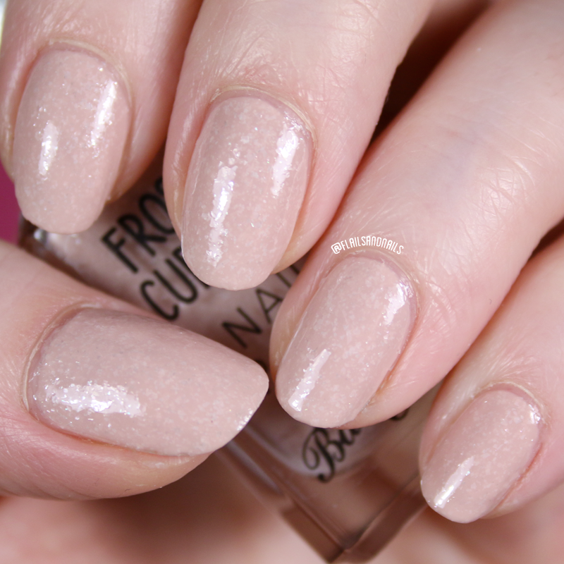 Barry M Frosted Cupcakes Collection* - Swatches and Review | Flails ...