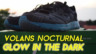 Sepatu Lari League Volans Nocturnal (J-Step) Black-Blue, hitam biru, blibli.com, sportdeca, lazada, elevenia