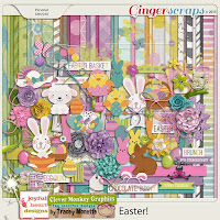 Kit : Easter! by Clever Monkey Graphics