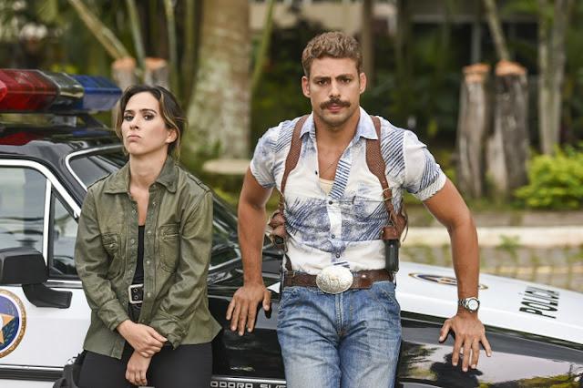 Cena do filme brasileiro 'Uma Quase Dupla' (Foto: Divulgação/Paris Filmes)
