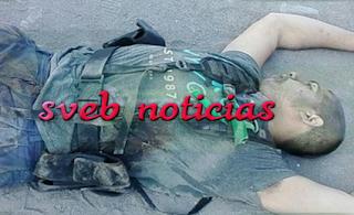 Balacera y bloqueos deja un muerto en Nueva Italia Michoacan