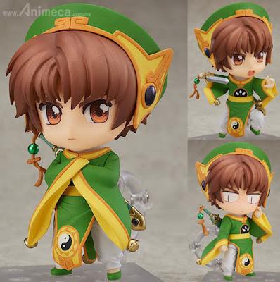 Figura Syaoran Li Nendoroid Cardcaptor Sakura