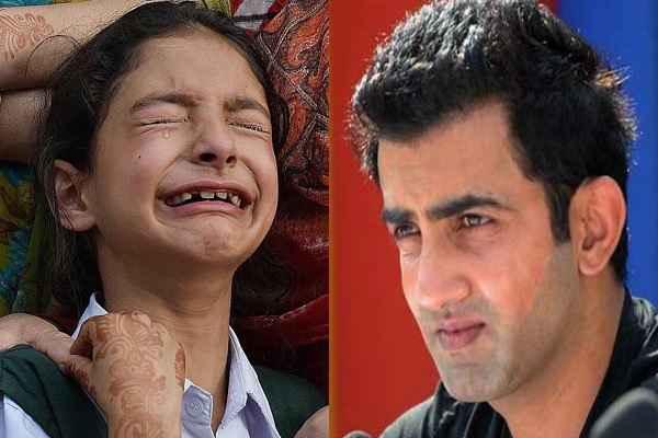 cricketar-gautam-gambhir-will-help-martyr-asi-rashid-daughter-edu