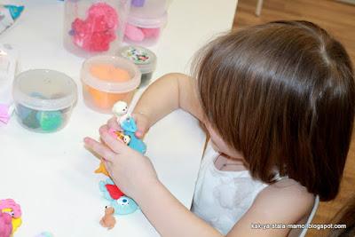 уроки лепки из полимерной глины, Jumping Clay, куда пойти с ребенком в Петербурге, развиваем мелкую моторику рук