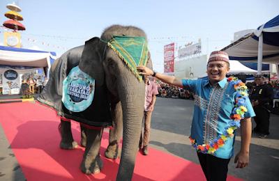 Lampung Peringkat 5 Tujuan Wisata Nasional