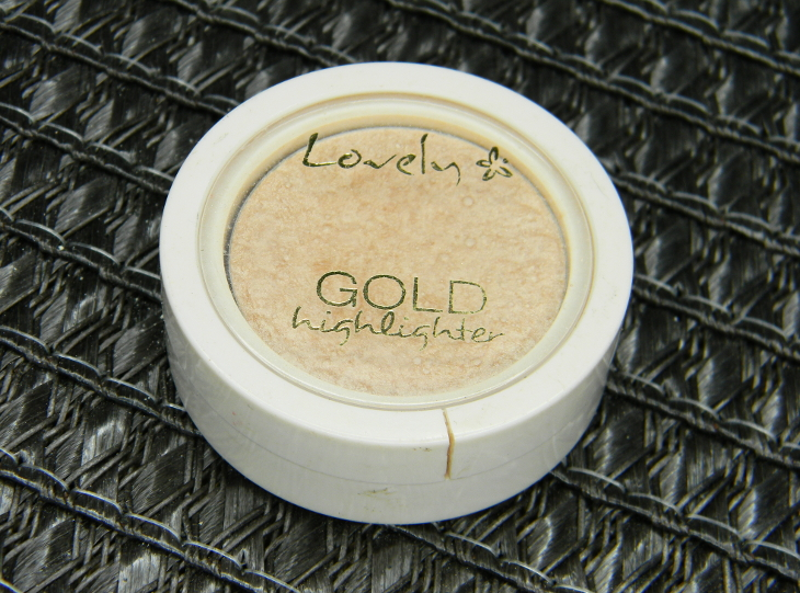 Lovely Gold Highlighter
