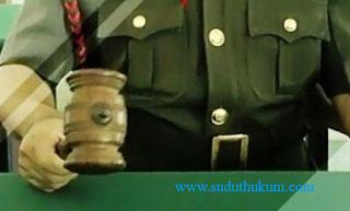 Hukum Pidana di Lingkungan Militer