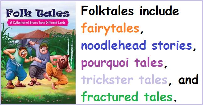 6 Contoh Narrative Text Folktale Dalam Dan Luar Negeri English Admin