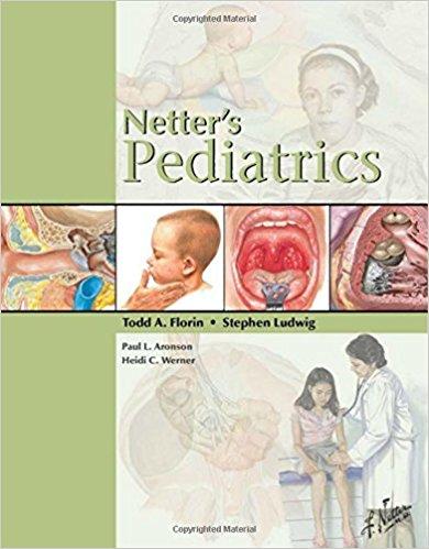 Netter Bệnh học và Hình minh họa Nhi khoa