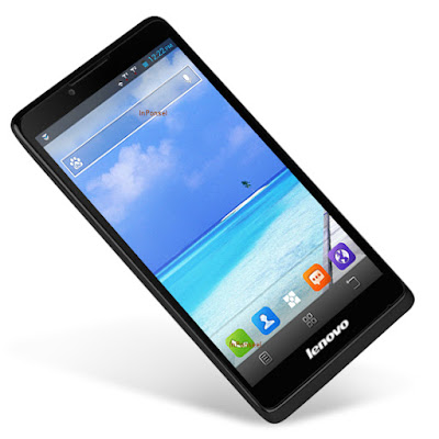 Lenovo A880 Specifications - LAUNCH Announced 2014, January DISPLAY Type IPS LCD capacitive touchscreen, 16M colors Size 6.0 inches (~70.9% screen-to-body ratio) Resolution 540 x 960 pixels (~184 ppi pixel density) Multitouch Yes, up to 5 fingers BODY Dimensions 164 x 85.4 x 9.3 mm (6.46 x 3.36 x 0.37 in) Weight 196 g (6.91 oz) SIM Dual SIM (Dual stand-by) PLATFORM OS Android OS, v4.2.2 (Jelly Bean) CPU Quad-core 1.3 GHz Cortex-A7 Chipset Mediatek MT6582M GPU Mali-400MP2 MEMORY Card slot microSD, up to 64 GB (dedicated slot) Internal 8 GB, 1 GB RAM CAMERA Primary 5 MP, autofocus, LED flash Secondary VGA Features Geo-tagging Video Yes NETWORK Technology GSM / HSPA 2G bands GSM 850 / 900 / 1800 / 1900 - SIM 1 & SIM 2 3G bands HSDPA 2100 Speed HSPA GPRS Yes EDGE Yes COMMS WLAN Wi-Fi 802.11 b/g/n, hotspot GPS Yes, with A-GPS USB microUSB v2.0 Radio FM radio Bluetooth v4.0, A2DP FEATURES Sensors Accelerometer, proximity Messaging SMS(threaded view), MMS, Email, Push Mail, IM Browser HTML Java No SOUND Alert types Vibration; MP3, WAV ringtones Loudspeaker Yes 3.5mm jack Yes BATTERY  Removable Li-Ion 2500 mAh battery Stand-by  Talk time  Music play  MISC Colors Black, White SAR EU 0.31 W/kg (head)      - MP4/H.264 player - MP3/WAV/eAAC+ player - Photo/video editor - Document viewer - Voice memo/dial