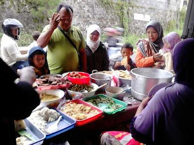 Culinary tourism Bandungan