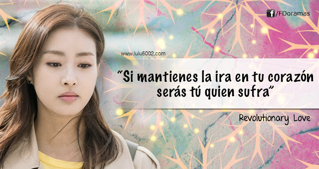 revolutionary love frases kdramas