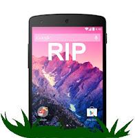 Nexus 5 - RIP