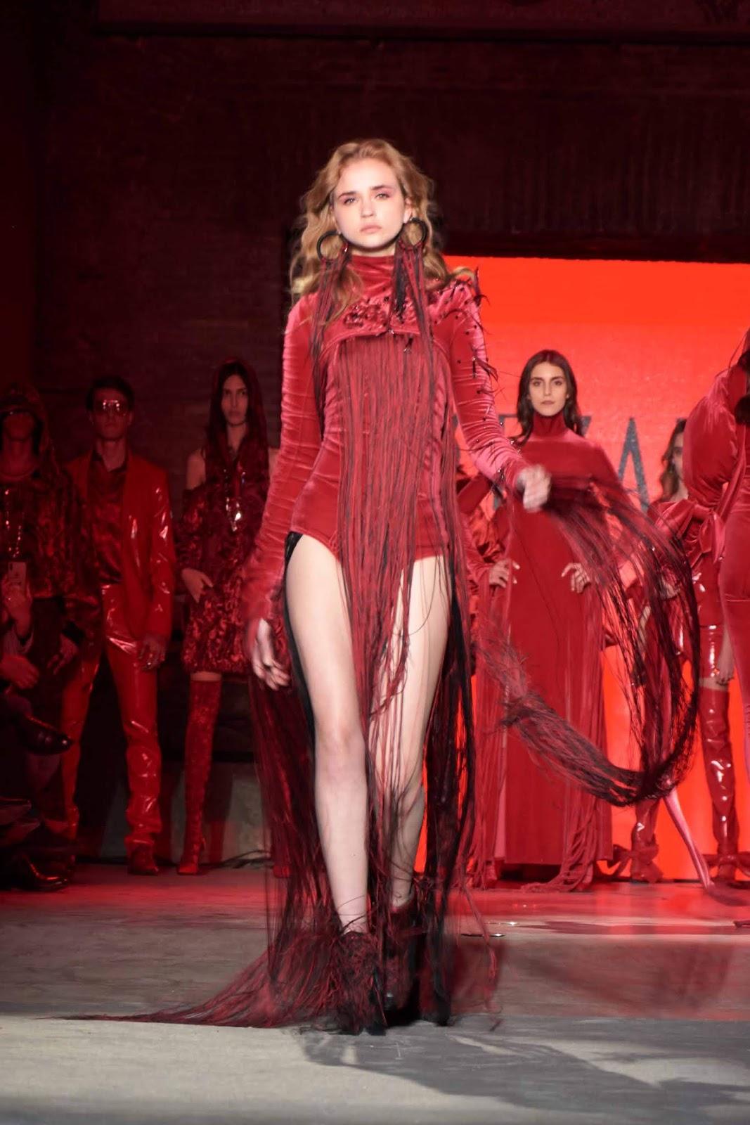 e4be1d8f25 Moda Glamour Italia: Altaroma & Alibaba: Sfilata/Evento per Yezael