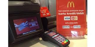 Bayar Guna Kad Kredit Dan Debit Di McDonald's #McDonaldsMalaysia #McDonalds