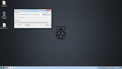 instalar raspbian con windows