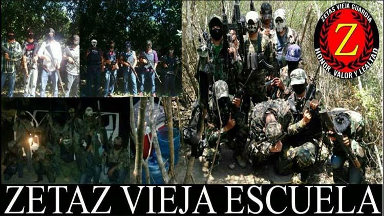 Anatomía de una masacre: Algunas calles de Allende yacen en ruinas. En marzo de 2011, el pueblo fue atacado por los Zetas
