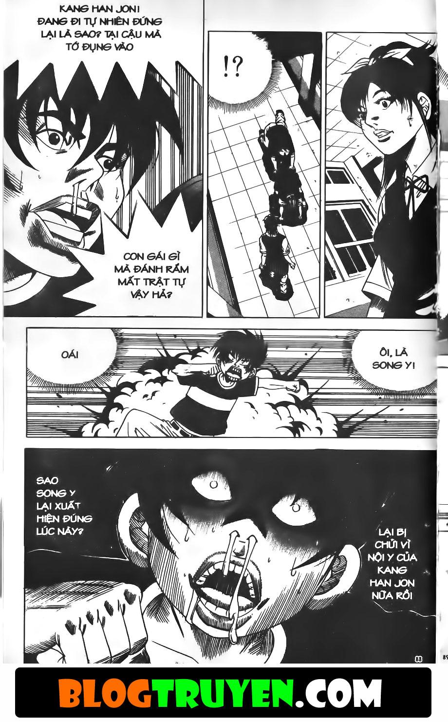 Bitagi - Anh chàng ngổ ngáo chap 145 trang 3