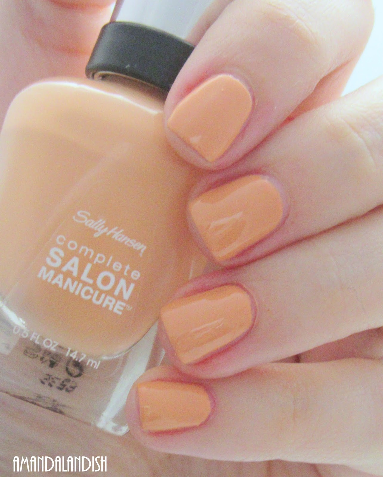 Sally Hansen New Shades | Winter 2016/2017 | Amandalandish | Bloglovin\'
