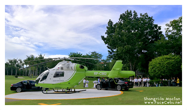 Douglas Explorer Helicopter with BMW Series