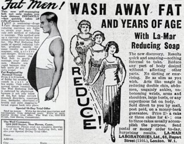 صابون فقدان الوزن الزائد