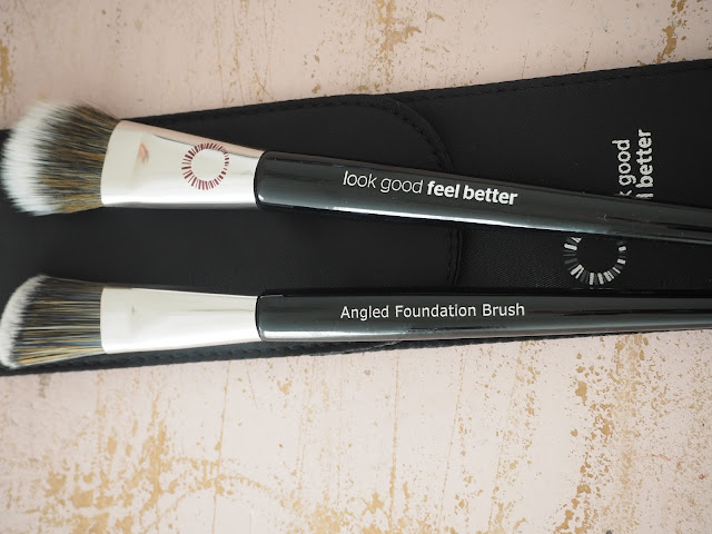 Look Good Feel Better Foundation Brush Set