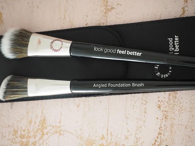 Look Good Feel Better Foundation Brush Set