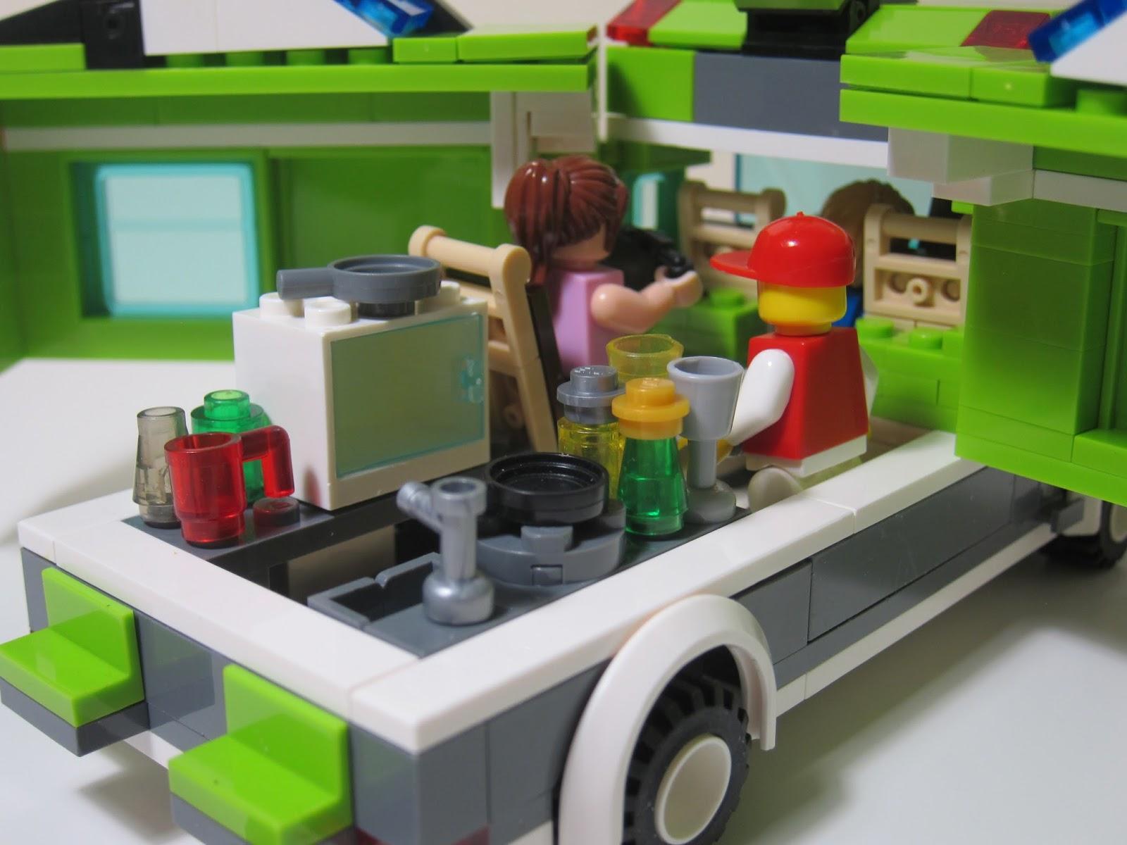 Its Not Lego Enlighten 1120 Pleasant Trip Camper Building Set Review