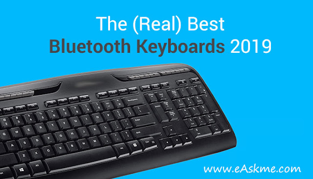The 5 (Real) Best Bluetooth Keyboards 2019: eAskme