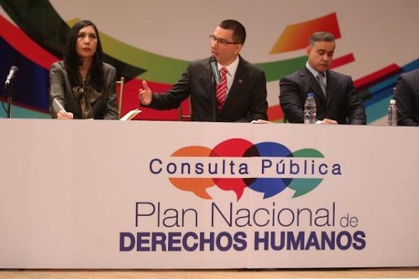 En vigencia Plan Nacional de Derechos Humanos 2016-2019 según Gaceta oficial Nº6.218 Extraordinario 02 de marzo de 2016