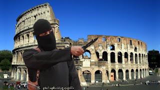 Isis alle 'cellule dormienti': svegliatevi e attaccate Roma!