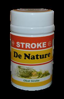 Obat Stroke De Nature Indonesia