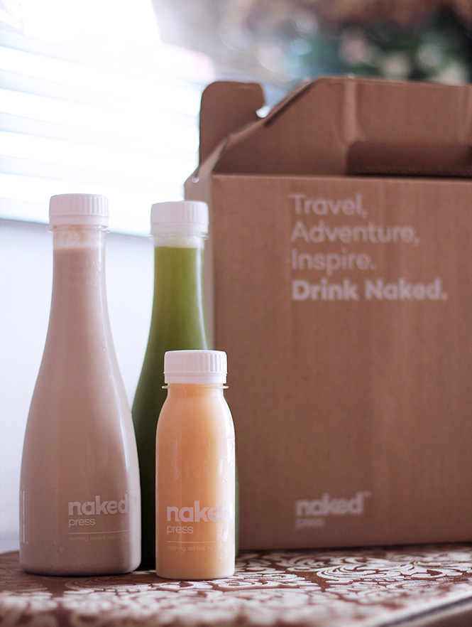 Naked Press Juicery