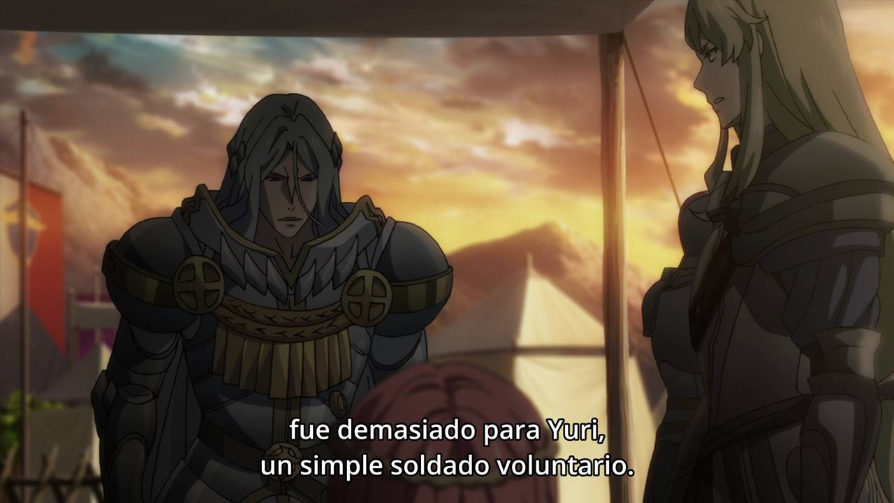 Chain Chronicle Haecceitas no Hikari cap 4 Sub Español
