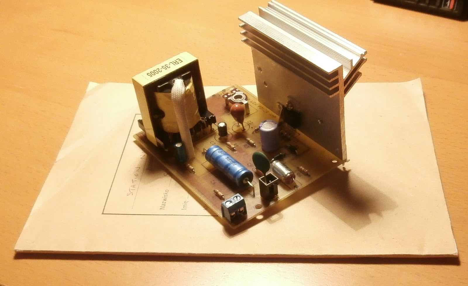 Radioworm: Experimental Low Power Amplifier For 2190m Longwave