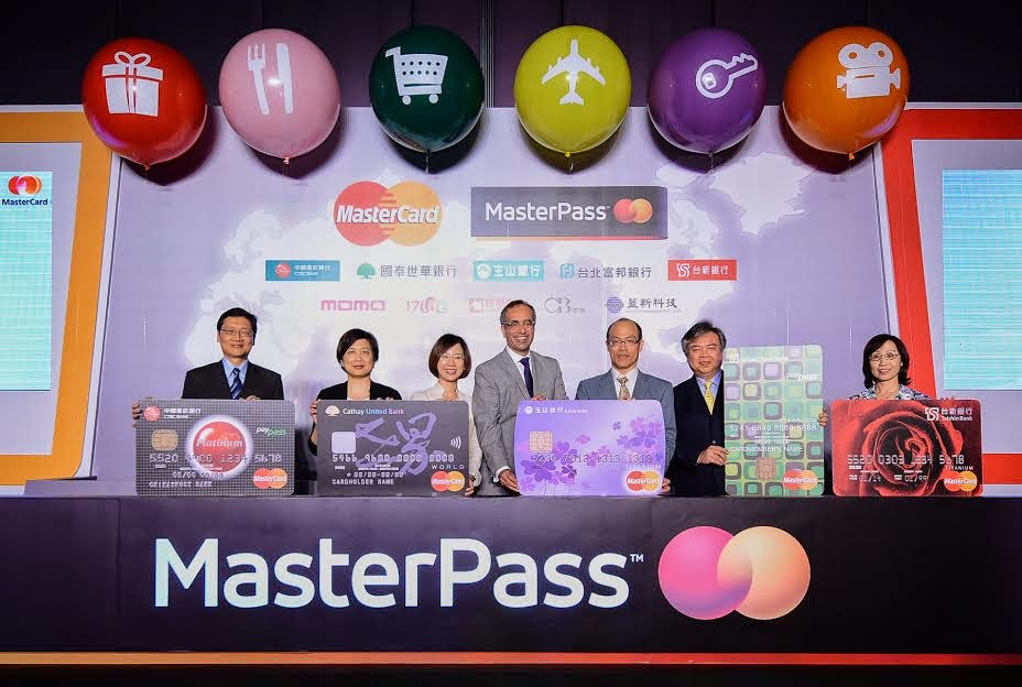 卡位物聯網商機,MasterPass讓你網購不用打卡號