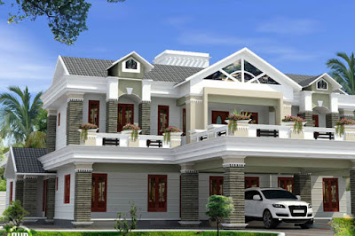 Tanda Kiamat: Berlebih-lebihan Membangun dan Menghias Rumah