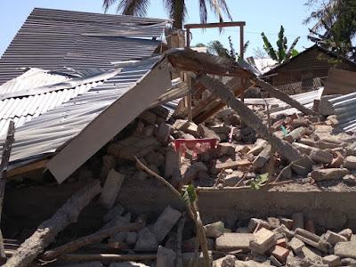 Peduli Gempa Lombok, KAPAL Perempuan Buka Posko Darurat