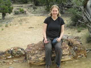 Escalante Petrified Forest State Park, Sarah Hipple