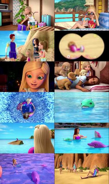 Barbie Dolphin Magic (2017) worldfree4u