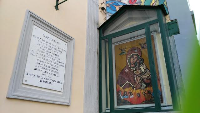 La Primavera-Parrocchia Santa Maria SS. del Carmine-Rione Sanità-Napoli