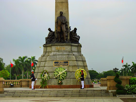 Ano ang dating pangalan ng rizal park