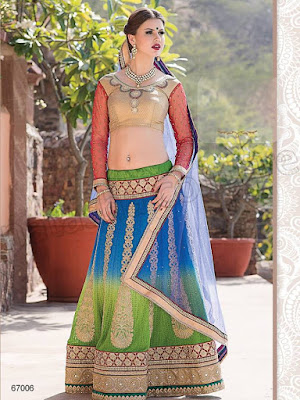 new-party-and-wedding-wear-lehenga-choli-designs