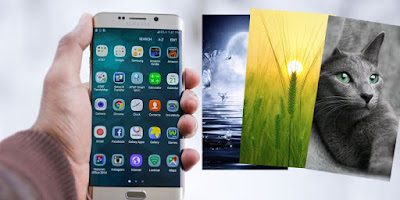 aplikasi wallpaper android