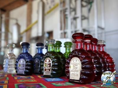 Variedades de Tequila Tres Mujeres